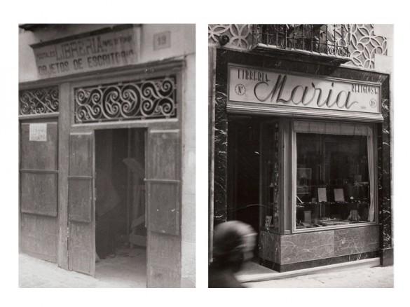 calle Juan Bravo 21- montón de trigo montón de paja -shop - 1950 / 2001