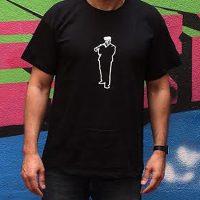 Camiseta Agapito.