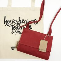 Baby bag / 8993 Red.