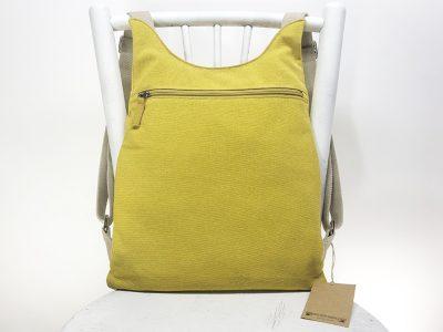 Mochila Eco / 8728 / Amarilla.