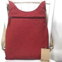 Mochila Eco / 8728 / Rojo.