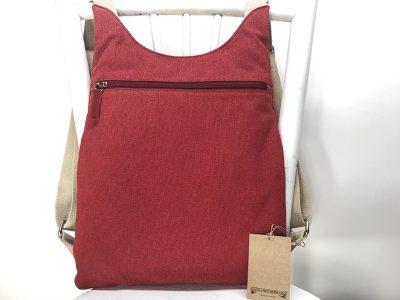 Backpack Eco / 8728 / Red.