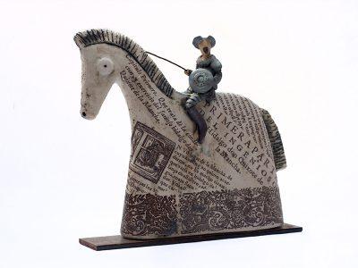 Cerámica Quijote.
