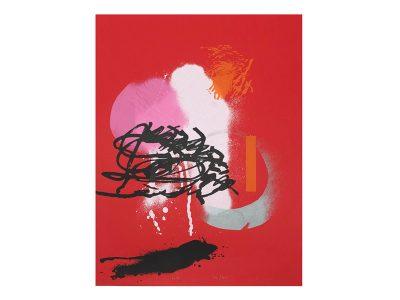 Serigrafía Roja 2000 - 2020.