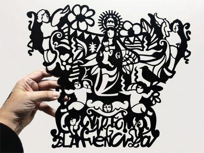 Virgen de La Fuencisla.