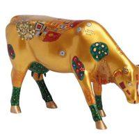 Vaca Klimt.