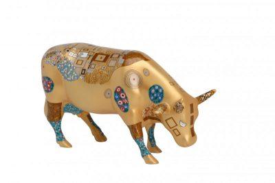 Vaca Klimt / Mediana.