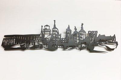 Panorámica Segovia Hierro.